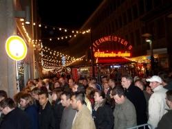 Bochumer Weihnachtsmarkt 2007 - Woche 1