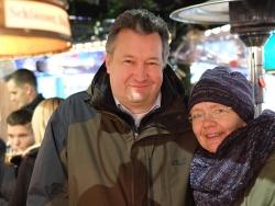 Bochumer Weihnachtsmarkt 2013
